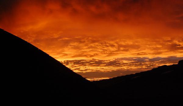 Du feu dans les cieux