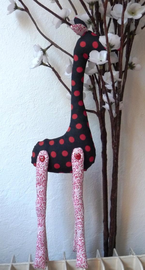 Une girafe andalouse*