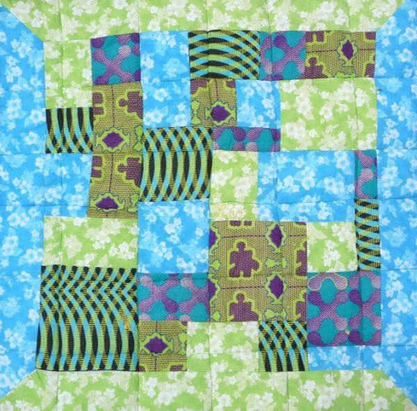 My first patchwork