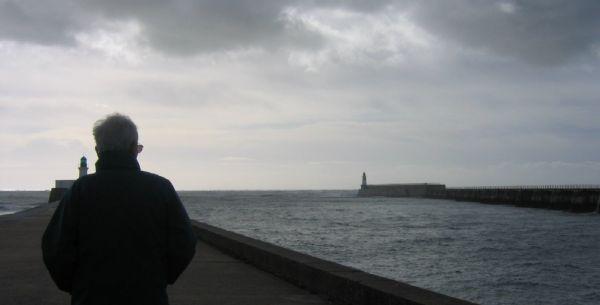 Mon grand-père et la grande mer