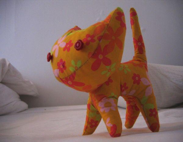 Pointy Kitty