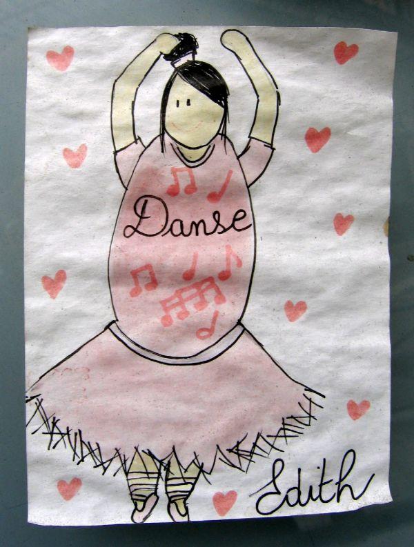 Quand tu danses...